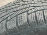 Зимние R19 255/50 Nokian(липучка) 2шт